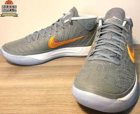 size 40 ff841 281b0 Nike Kobe A.D. Mid (Grey Snake)   NorthBasket